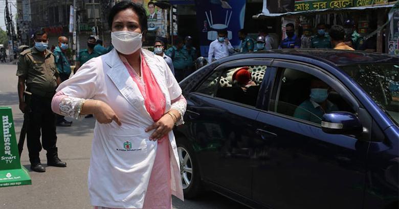 ডা. জেনিকে হেনস্থা চিকিৎসক সমাজকে হেয় করার শামিল: স্বাচিপ