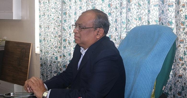 কাজের মধ্যেই ছিলাম, আছি ও থাকবো- প্রফেসর ডা. এবিএম আব্দুল্লাহ