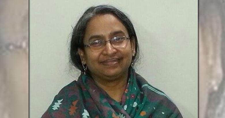 দেশের প্রথম নারী শিক্ষামন্ত্রী ডা. দীপুমনি