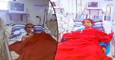 কাল বাড়ি ফিরছেন কিডনি প্রতিস্থাপনকারী রোগী ও তার মা
