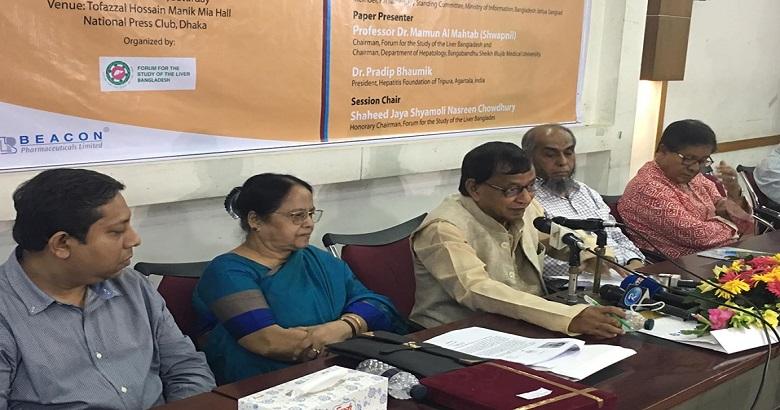হেপাটাইটিস নিয়ন্ত্রণে প্রয়োজনীয় সবকিছুই করবে সরকার: সমাজকল্যাণমন্ত্রী