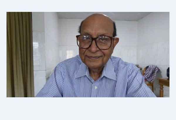 স্বর্ণপদক পেলেন জাতীয় অধ্যাপক এম আর খান