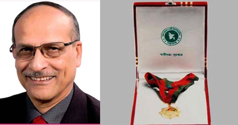 স্বাধীনতা পুরস্কার পাচ্ছেন অধ্যাপক ডা. এম আমজাদ হোসেন