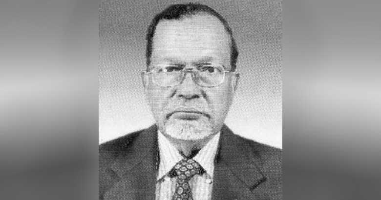 করোনায় ডা. মোজাম্মেল হকের মৃত্যু
