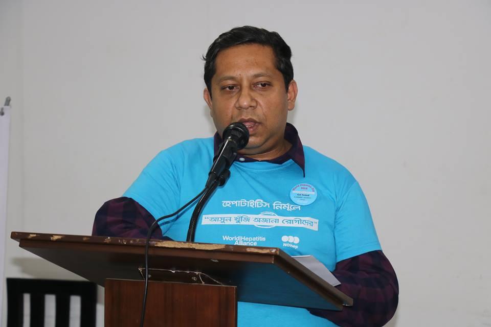 অধ্যাপক ডা. মামুন আল মাহতাব (স্বপ্নীল)